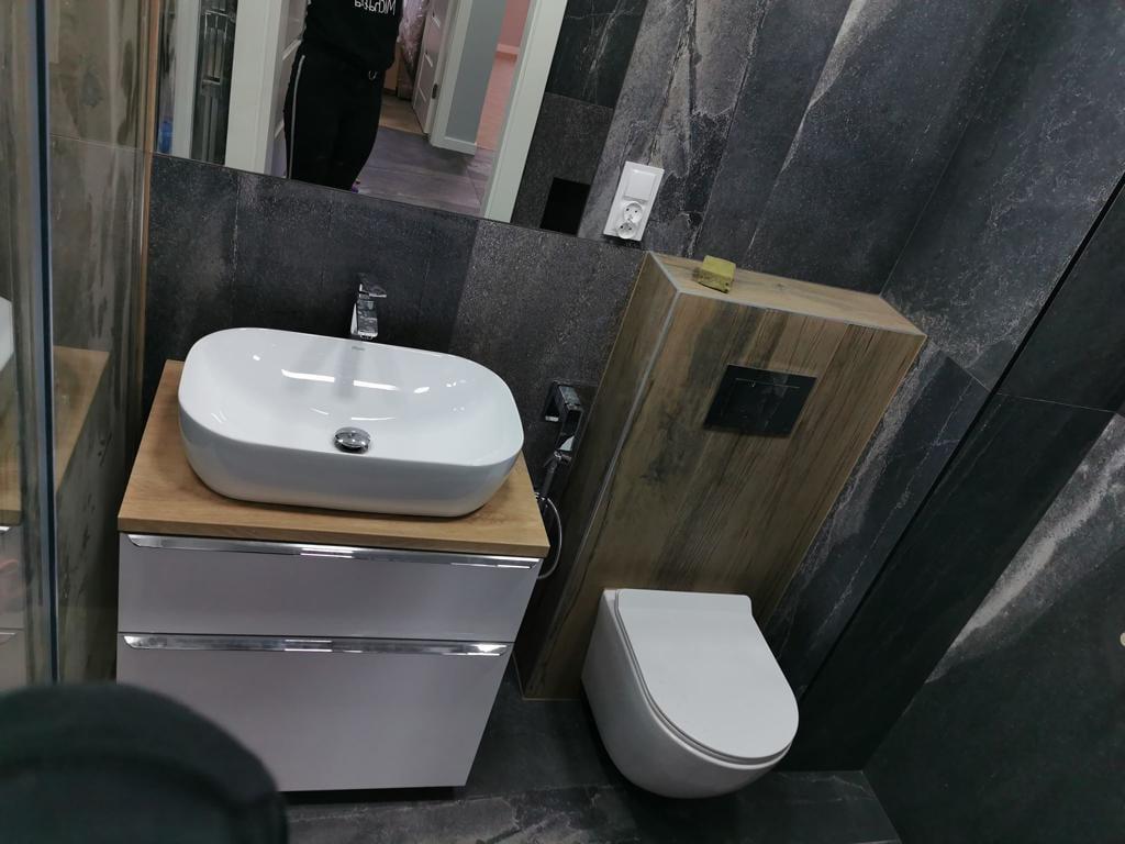 Łazienka klient 1